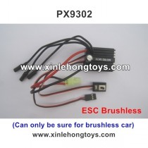 Pxtoys 9302 Brushless ESC