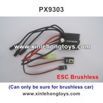 Pxtoys 9303 Brushless ESC