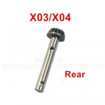 XLF X03 X04 Spare Parts Small Bevel Gear