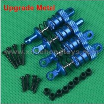 HBX 18856 Ratchet Upgrade Parts Metal Shock