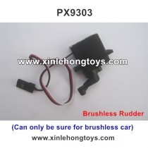 Pxtoys 9303 Upgrade Brushless Rudder, Servo