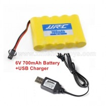 JJRC Q60 D826 Truck Battery+USB Charger