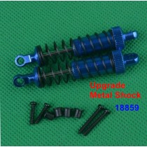 HBX Rampage 18859E Upgrade Parts Metal Shock