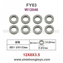 Feiyue FY03 eagle-3 parts Ball Bearing W12046