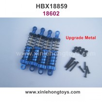 HBX Blaster 18859 Upgrade Parts Metal Shock