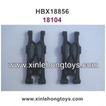 HBX 18856 Ratchet Parts Rear Lower Supension Arms 18104
