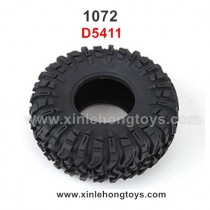 REMO HOBBY 1072 Parts Tires D5411