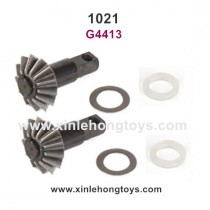 REMO HOBBY 1021 9EMU Parts Output Gears G4413
