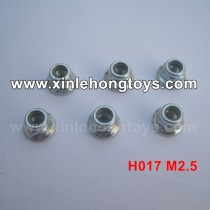 HBX T6 Parts M2.5 Lock Nut H017