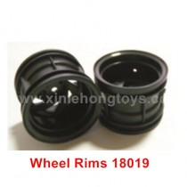 HBX 18859E Rampage parts Wheel Rims 18019