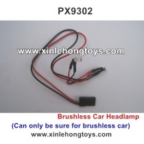 Pxtoys Speed Pioneer 9302 Brushless Headlamp (For The Brushless Version Car)