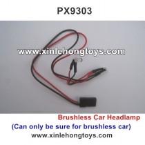Pxtoys 9303 Brushless Headlamp (For The Brushless Version Car)