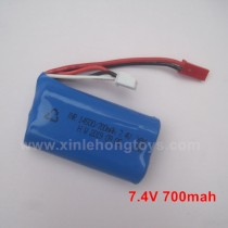 HBX Hailstrom 18858 Battery 7.4V 700mAh
