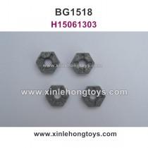 Subotech BG1518 Parts Hexagon Wheel Seat H15061303