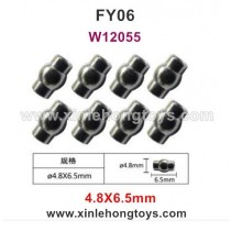 Feiyue FY06 Parts 4.8X6.5mm Pivot Ball Screws W12055