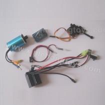 Pxtoys Speed Pioneer 9302 Upgrade Brushless Kit