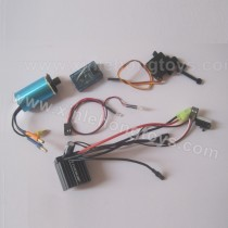 EN0ZE 9306e Upgrade Brushless Kit