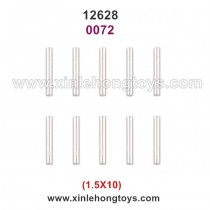 Wltoys 12628 Parts Locating Pins, Iron Rod 0072