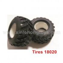 HBX 18859 Blaster parts Tires 18020