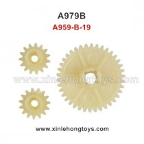 WLtoys A979B Parts Reduction Gear+Drive Gear A959-B-19