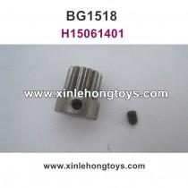 Subotech BG1518 Parts Motor Gear H15061401