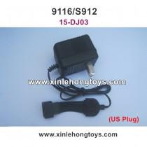 XinleHong Toys 9116 Charger 15-DJ03 US Plug