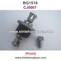 Subotech BG1518 Parts Front Differention Components CJ0007