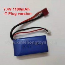 HBX 18858 Upgrade Battery