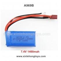 WLtoys A969B Battery