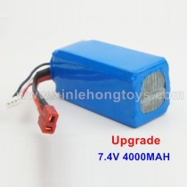 ENOZE 9200E Piranha Upgrade battery 4000mah