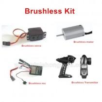 HBX 16889 Upgrade Brushless Kit