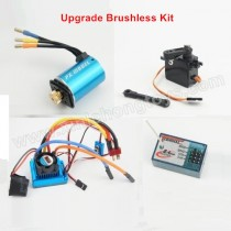 ENOZE Piranha 9200E Upgrade Brushless Kit