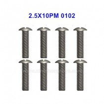 Wltoys 144001 Parts Screw 0102