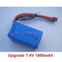 Xinlehong Q901 Upgrade Battery 7.4V 1800mah