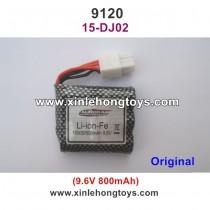 XinleHong Toys 9120 Battery 9.6V 800mAh 15-DJ02