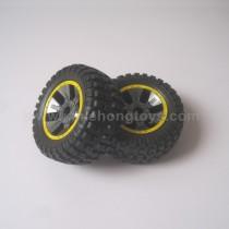 ENOZE Off Road 9200e Piranha Parts Wheel, Tire