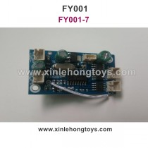 FAYEE FY001B M35 Parts Circuit Board, Receiver FY001-7