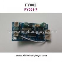FAYEE FY002 Parts Circuit Board, Receiver FY001-7