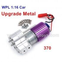 WPL C24 Upgrade Metal Gearbox