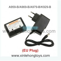 WLtoys K929-B Balanced charger + adapter (EU Plug) A949-58