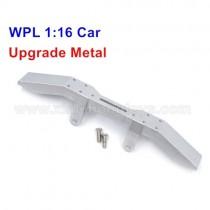 WPL B-1 B-16 Upgrade Parts Metal Front Bumper