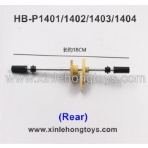 HB-P1404 Parts Rear Drive Shaft Assembly