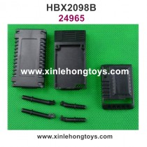 HBX 2098b Devastator Parts Electronic Housing Assembly+Body Posts 24965
