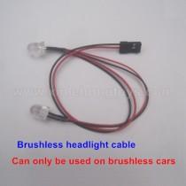 ENOZE Off Road 9203E Brushless Car Headlight