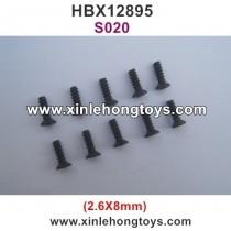 HBX 12895 Transit  Parts Screw S020