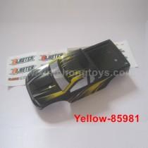 HBX Blaster 18859 Body Shell, Car Shell 85981