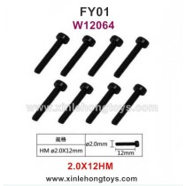 Feiyue FY01 Parts Screw W12064