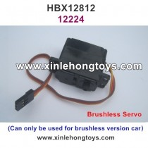 HBX 12812 SURVIVOR ST Parts Brushless Steering Servo (3-wire) 12224