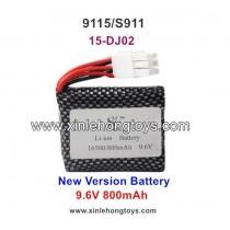 XinleHong Toys 9115 Parts Battery