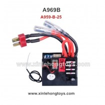 WLtoys A969-B Parts Circuit Board, Receiver A959-B-25